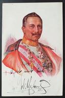 """Deutsches Reich 1916, Postkarte """"Kriegsfürsorge"""" OBER LEUTENSDORF - Covers & Documents"""