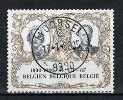 BELGIE: COB 1981  Mooi Gestempeld - Usati