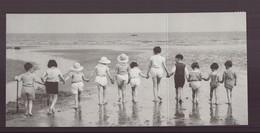"Carte Grand Format à Plier ( 24.5 X 11.5 Cm ) "" Eastbourne, Sussex, 1935 "" - Altri Fotografi"
