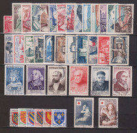 France. Année 1954. - Collections