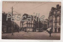 59 NORD - CP ANIMEE DUNKERQUE - RUE ALEXANDRE III ET DU PRESIDENT WILSON - L.S.D. N° 46 - TRAMWAY - Dunkerque