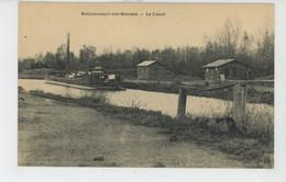 BETHENCOURT SUR SOMME - Le Canal (péniche) - Other Municipalities