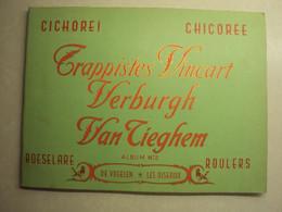D 74 - CHICHOREI TRAPPISTES VINCART & VERBURGH VAN TIEGHEM - ALBUM 2 - DE VOGELEN - Encyclopedia