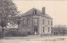 (23)    ESTERNAY - L' Hôtel Des Voyageurs - Esternay