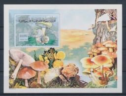 Mauritanie 2000 Mushrooms Champignons Imperf  MNH - Paddestoelen