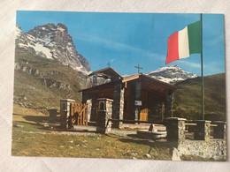 Cervinia Breuil Cervino - 2 Cartoline Colori - Non Viaggiate - Altre Città