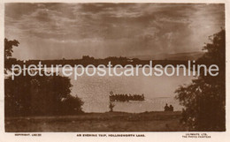 ROCHDALE AN EVENING TRIP HOLLINGWORTH LAKE OLD R/P POSTCARD LANCASHIRE - Altri