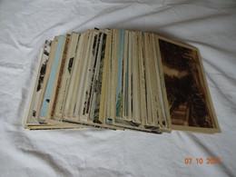 LOT DE 260 CARTES - MAJORITAIREMENT CPA FRANCAISES. QQ ANIMEES. QQ PETITS VILLAGES. POIDS 953 GRAMMES - 100 - 499 Postcards