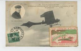 AVIATION - Les Pionniers De L'Air - L'Aviateur LABOUCHERE Sur Monoplan ANTOINETTE - SAINT AMAND MONTROND 1911 - ....-1914: Précurseurs