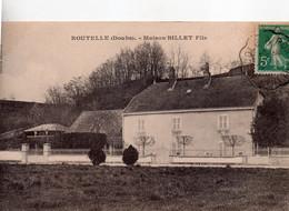 ROUTELLE Maison BILLET Fils - Otros Municipios