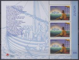 AZOREN  Block 17, Postfrisch **, Europa CEPT: Sagen Und Legenden, 1997 - Azores