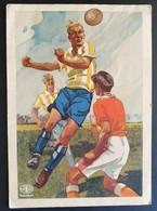 """Deutsches Reich 1944, Werbe-Postkarten """"Indanthren"""" Sonderstempel WIEN - Storia Postale"""
