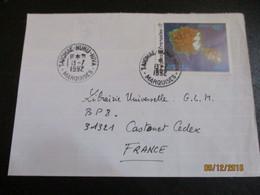 Lettre De Polynésie DES MARQUISES - Covers & Documents