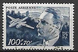 FRANCE  -   Poste Aérienne  -  1947 . Y&T N° 22 Oblitéré.  Jean Dagnaux  /  Avion - 1927-1959 Used
