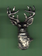 CERF *** Signe AR BROWN PEWTER *** 2123 (16) - Animaux