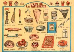 CPA - ART De La PÂTISSERIE - Illustration Louise DELETANG ... Edition Cartes D'Art - Craft