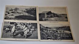 Chine China 1900s Kalgan - Mongolia 4 Series Post Card Unused !!! - 1912-1949 República