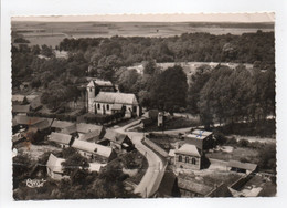 - CPSM BUS-LES-ARTOIS (80) - Eglise Et Ecoles - Vue Aérienne 1960 - Photo CIM 329-20 - - Other Municipalities