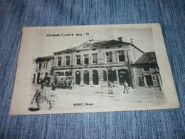 Carte Postale Meuse Ambly Grande Guerre 1914/18 Militaire Animée - Altri Comuni