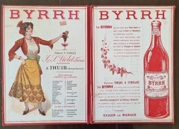 PORTE MENU RESTAURANT BAR BRASSERIE BYRRH Vers 1935 (Maison Violet à Thuir P.O.) - Unclassified