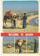 WELCOME TO AGADIR  Années 50/60 - Agadir