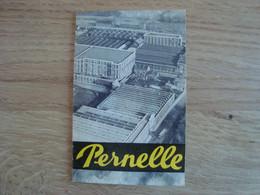 CALENDRIER  PERNELLE 1958 - Small : 1941-60