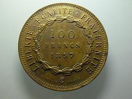 Token Cartaux 100 Francs 1897 - Non Classés
