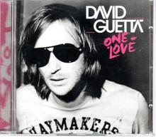 "DAVID GUETTA   ""One Love"" - Andere - Franstalig"