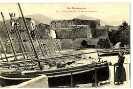 66  COLLIOURE  PORT ET CHATEAU - Collioure