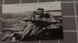 CPA - 537 - ST JEAN DE LUZ - Les Falaises Du Fort De Socoa - Saint Jean De Luz