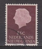 Nederlands Nieuw Guinea 36 Used ; Juliana 1954 ; NOW ALL STAMPS OF NETHERLANDS NEW GUINEA - Nouvelle Guinée Néerlandaise