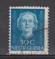 Nederlands Nieuw Guinea 13 Used ; Juliana 1950 ; NOW ALL STAMPS OF NETHERLANDS NEW GUINEA - Nouvelle Guinée Néerlandaise