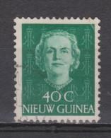 Nederlands Nieuw Guinea 14 Used ; Juliana 1950 ; NOW ALL STAMPS OF NETHERLANDS NEW GUINEA - Nouvelle Guinée Néerlandaise
