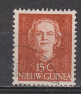 Nederlands Nieuw Guinea 10 Used ; Juliana 1950 ; NOW ALL STAMPS OF NETHERLANDS NEW GUINEA - Nouvelle Guinée Néerlandaise
