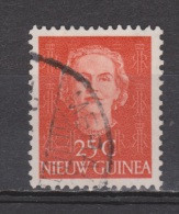 Nederlands Nieuw Guinea 12 Used ; Juliana 1950 ; NOW ALL STAMPS OF NETHERLANDS NEW GUINEA - Nouvelle Guinée Néerlandaise