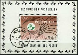 België BL44 - Tentoonstelling Postphila I - Exposition - Gestempeld - O - Used - Bloques 1962-....