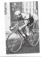 Cyclisme  Coureur  Henri Paul Fin Champion De France Societe 1972  Café Méo - Ciclismo