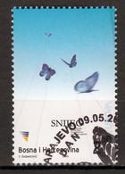 Bosnie En Herzegowina   Europa Cept 2003 Type A Gestempeld - 2003