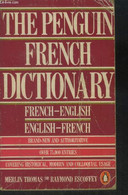 The Penguin French Dictionary French English- Enflish French - Collectif - 0 - Dictionaries, Thesauri
