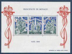 ⭐ Monaco - Bloc YT N° 23 - Neuf Sans Charnière - 1982 ⭐ - Blocks & Sheetlets