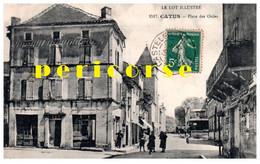46 Catus  Place Des Oules - Otros Municipios
