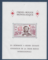 ⭐ Monaco - Bloc YT N° 15 - Neuf Sans Charnière - 1978 ⭐ - Blocks & Sheetlets