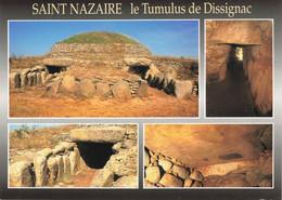 SAINT NAZAIRE - LE TUMULUS DE DISSIGNAC - Saint Nazaire