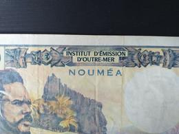 NOUVELLE CALEDONIE 500 FRANCS 1981 - Other