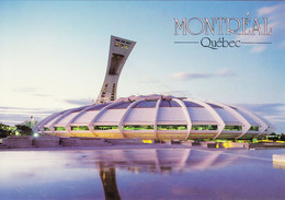 Canada Montréal Olympic Stadium (Carte Vierge) - Montreal