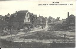 DE PANNE - Luna Parc Et Sentier Vers L'avenue De La Mer > Vente Directe X - De Panne