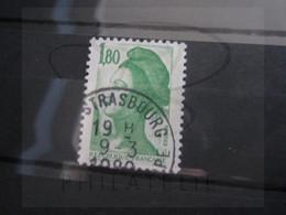 """VEND BEAU TIMBRE DE FRANCE N° 2375 , OBLITERATION """" STRASBOURG """" !!! - 1982-90 Libertà Di Gandon"""