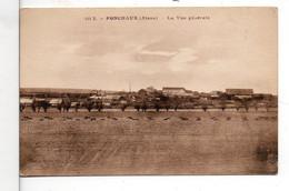 PONCHAUX  La Vue Générale - Autres Communes