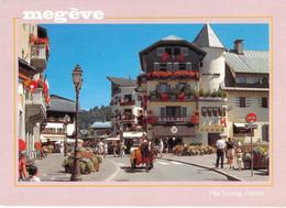 74 - Megève - Vue Dans La Ville - Megève