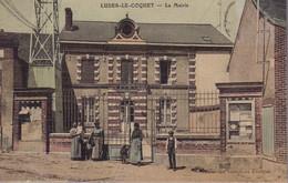 CPA Ludes Le Coquet ( Marne ) - La Mairie - Circulée - Sonstige Gemeinden